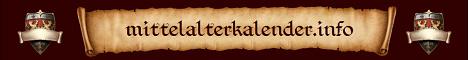 Mittelalter-Feste Kalender