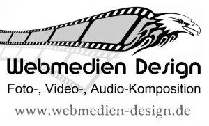 Webmedien-Design Logo